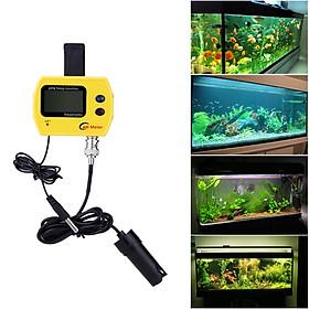 Professional High Precision Portable Online pH Meter for Aquarium Acidimeter Water Quality Analyzer pH & TEMP Meter