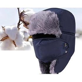 Mũ lông siêu phẩm mùa đông cho nam
