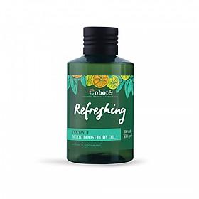 Dầu dưỡng thể thư giãn Coboté  - Refreshing