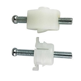 Auto Transporter T4 Front Headlamp Adjusting Headlight Adjuster Clip Screw Kit