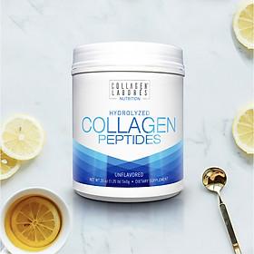 Thực Phẩm Bảo Vệ Sức Khỏe: Collagen laborés Hydrolyzed Collagen Peptides (Powder)