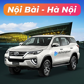 Voucher xe đón Nội Bài - Hà Nội 7 chỗ NBHN7C