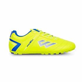 Giày đá bóng sân cỏ nhân tạo Prowin S50+ tặng kèm tất đá bóng(xanh chuối)