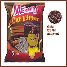 Cát vệ sinh mèo McKelly 5L