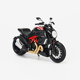 Mô Hình Xe Ducati Diavel Carbon 1:12 Maisto MH-31101-4