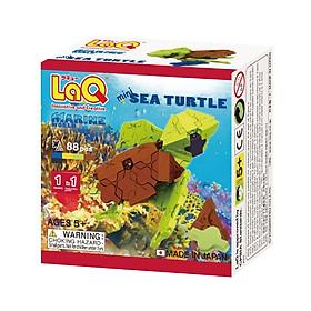 Đồ Chơi Đố Trí LaQ Marine World Mini Sea Turtle