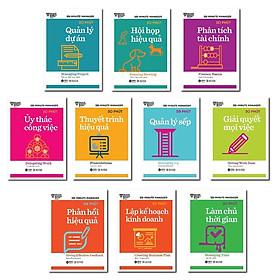 Sách - ( Combo 10 cuốn ) - Harvard Business Review: HBR 20 phút