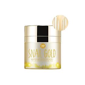 Kem Ốc Sên Vàng Dành Cho Da Lão Hóa Cathy Doll Snail Gold Snail Firming Cream For Wrinkle Skin 50g