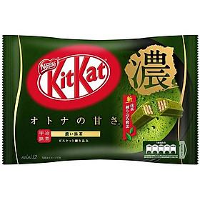 Kẹo Kitkat mini vị MATCHA Nội địa Nhật Bản