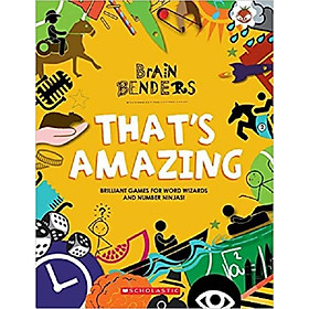 Brain Benders - That's amazing
