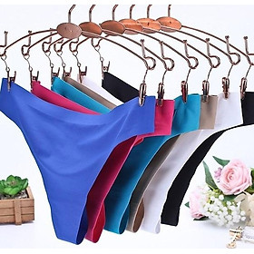 Combo 5 quần lót nữ lọt khe su đúc không đường may không lộ viền mát mịn sexy quyến rũ thoải mái kết hợp với mọi trang phục