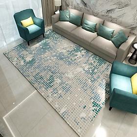 Hình đại diện sản phẩm Thảm Trang Trí Phòng Khách Và Sofa Lông Ngắn ST015 - Studio (160 x 230 cm)