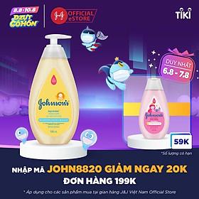 Sữa tắm gội toàn thân Johnson's Baby (500ml)