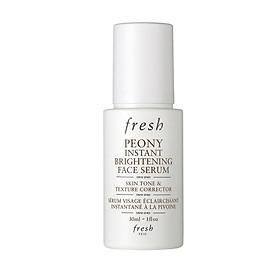 Fresh Peony Instant Brightening Face Serum - Tinh Chất Làm Trắng Sáng Da