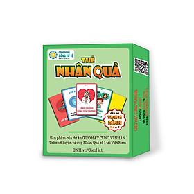 Bộ Thẻ Nhân Quả (Cấp Độ Trung Bình)   Game Tư Duy Nhân Quả Số 1 Tại Việt Nam