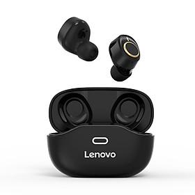 Lenovo X18 Wireless Earphone BT 5.0 TWS Headphone Sports Waterproof Earbuds In-ear Wireless Headphone Black