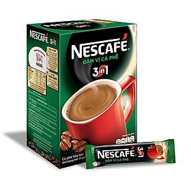 [Chỉ giao HCM] Nescafe đậm vị café 3in1 hộp 20x17g-3138563