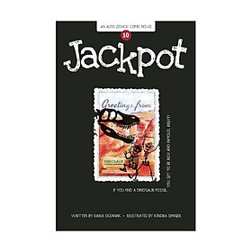 Jackpot (An Aldo Zelnick Comic Novel)
