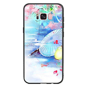 Hình đại diện sản phẩm Ốp lưng viền TPU cho điện thoại Samsung Galaxy S8 Plus - Diên Hi Công Lược Mẫu 7