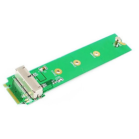 Hard Disk Adapter SSD M2 to M.2 NGFF PCIE X4 Adapter for MacBook Air Mac Pro 2013 2014 2015 A1465 A1466 M2 SSD