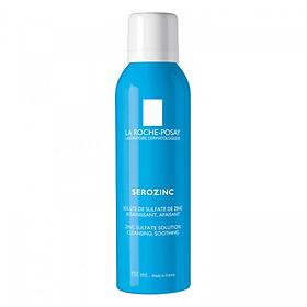 Xịt Khoáng Giúp Làm Sạch Và Dịu Da La Roche-Posay Serozinc (150ml)