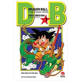 Sách - Dragon ball - 7 viên ngọc rồng (tập 1)