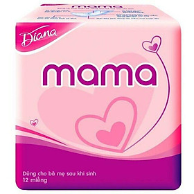 Băng vệ sinh mama dành cho mẹ sau sinh