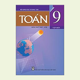 Toán 9 - Tập 1- Song ngữ Việt - Anh