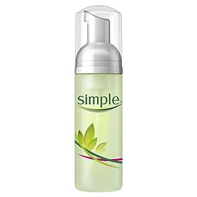 Simple Kind To Skin Foaming Cleanser Vital Vitamin 150ml