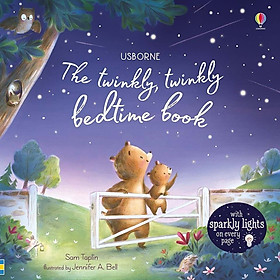 Sách Usborne The Twinkly Twinkly Bedtime Book