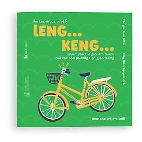 Sách Ehon - Leng Keng - Dành cho trẻ từ 0 - 6 tuổi