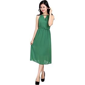 Đầm Yếm Maxi Form Dài Zerasy Fashion