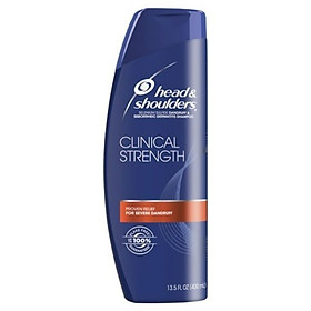 Dầu gội đầu Head&Shoulders Clinical Strength  Shampoo