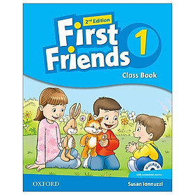 First Friends: Level 1: Class Book - 2nd Edition