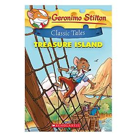 Geronimo Stilton Classic Tales 1: Treasure Island