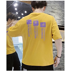 Áo Thun nam tay lỡ form rộng  UNISEX - OVERTEE COLLECTION