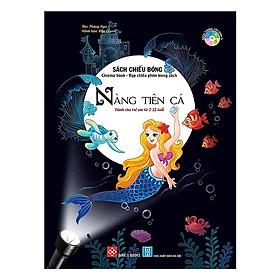 Cuốn sách mang lại những thước phim sống động cho bé: Sách Chiếu Bóng - Cinema Book - Rạp Chiếu Phim Trong Sách - Nàng Tiên Cá