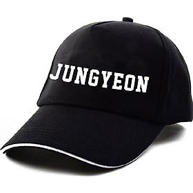 Mũ phớt nón lưỡi trai Jung Yeon TWICE