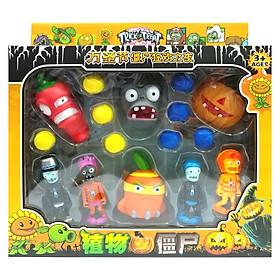 Trò Chơi Trái Cây Đại Chiến Zombie PP62