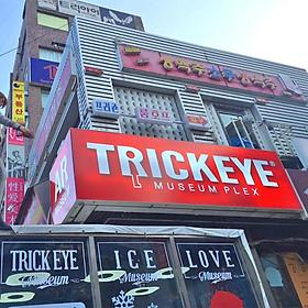 Vé Bảo Tàng Trick Eye 3D Museum Seoul, Hàn Quốc
