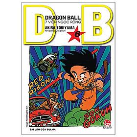 Dragon Ball - Tập 6 (Tái Bản 2018)