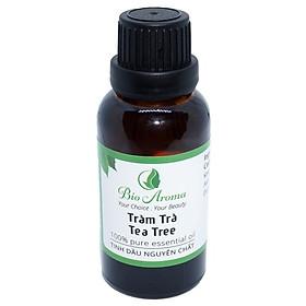Tinh dầu tràm trà - tea tree 30ml | Bio Aroma