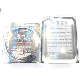Dây Relix 7 màu 3 Gen Max Power Soft 300 Mét