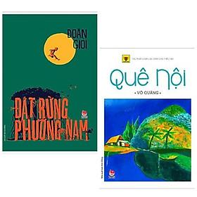 Combo 2 cuốn quê hương tươi đẹp: Quê Nội + Đất Rừng Phương Nam