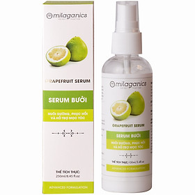 Serum Bưởi Milaganics (100ml)