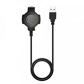 Cáp Sạc Đồng Hồ Thông Minh Xiaomi Huami Amazfit USB Đen (1m/3.3ft)