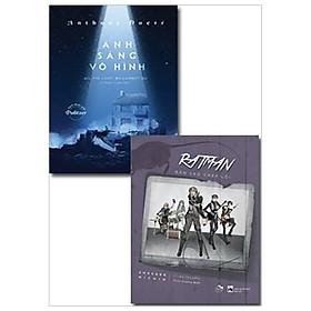 Combo Ánh Sáng Vô Hình (Tái Bản 2018) + Ratman - Bản Sao Chép Lỗi (Bộ 2 Cuốn)