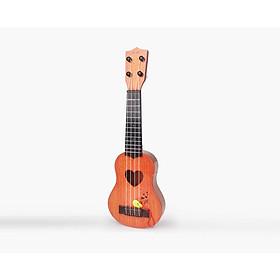 Đàn guitar mini dành cho bé - Đàn 4 dây ( Giao màu ngẫu nhiên )