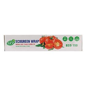 Màng Thực Phẩm Pe Green Eco (30cm x 100m)