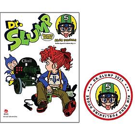 Dr.SLUMP Deluxe Edition - Tập 5 [Tặng Kèm Lót Ly]